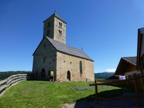 Kirche - bei Langfenn gibts auch Kultur