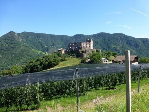 Ruine Rafenstein - sieht man nur auf dem Fußweg nach Bozen