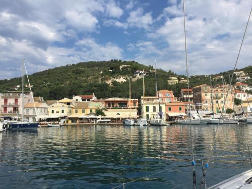 Hafen von Gaios